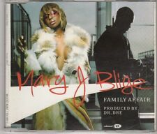 (EY444) Mary J Blige, Dance For Me - 2001 CD