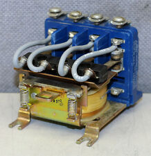AMF Potter & Brumfield PM17AY-120 PM Series Power Relay Used