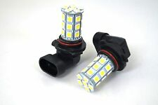 FITS CHRYSLER 300C 2007-ON 2xHB4 (9006) 27 SMD LED 12V HEADLIGHT LIGHT BEAM BULB