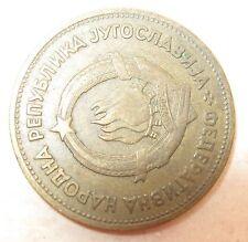 20 Dinara Jugoslavia Josip Broz Tito  1955 - n. 1149