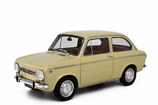 FIAT 850 SPECIAL 1968 1:18 LM105AB Resin model Laudoracing