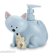 Essential Home Cat and Dog Lotion Pump / Soap Dispenser - Blue