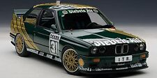 Autoart 89148 BMW M3 modello TOURING CAR 31 DIEBELS ALT Danner DTM 1991 1:18 TH