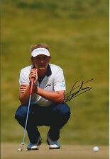 Joost LUITEN SIGNED Autograph Golf Photo AFTAL COA Lioness Open Austria Europe