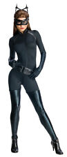 Womens Deluxe Catwoman Costume The Dark Knight Rises Adult Size Small
