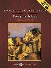 Treasure Island by Robert Louis Stevenson (2008, CD, Unabridged)