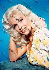 Vintage Photo Poster Wall Art Print of Lovely Jayne Mansfield Pin-up Movie Star