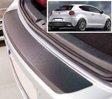 Alfa-Romeo Mito - Effetto Carbonio paraurti posteriore Protettore