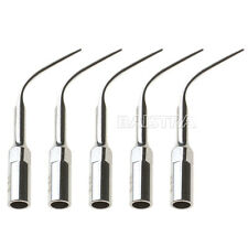 5Pcs Dental Ultrasonic Scaler Perio Scaling Tip P3 For EMS/Woodpecker Handpiece