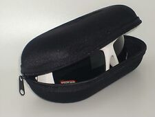 DIRTY DOG SUNGLASSES ~ GLASSES PROTECTIVE HARD CASE in BLACK ~ ONE SIZE FITS ALL