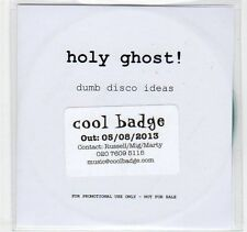 (EC232) Holy Ghost!, Dumb Disco Ideas - 2013 DJ CD
