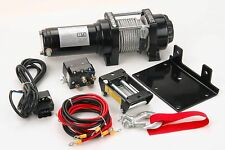 4000 Lb ATV Winch Electric 12V Volt 4 Wheeler Trailer  Plow New