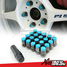Project Mu JDM Super 7 Racing Lug Nuts 12X1.5 Fits SUPRA MR2 RX7 S2000 CIVIC EVO