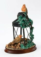 Border Fine Arts Society Figure, One Up, One Down B1476 Robins
