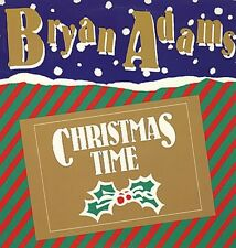 Bryan Adams Christmas Time - US 12""