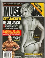 MUSCLEMAG bodybuilding muscle magazine/JAMIE EASON 11-10 #342