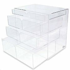 Ikee Design® Acrylic Cosmetics Lipsticks Makeup Organizer Holder Box-Imported