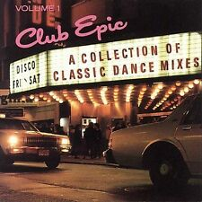 Club Epic - Collection Of Classic Dance Mixes Vol. 1  1990 NM  SOS Lakeside Star