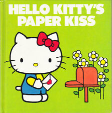 1982 Random House Children's Storybook - Hello Kitty's Paper Kiss