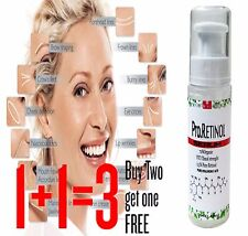 PURE RETINOL VITAMIN A 2.5% HYALURONIC ACID matrixyl  Anti  Wrinkle  Face Serum