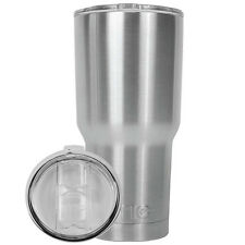 RTIC Coolers 30 oz. Stainless Steel Insulated Tumbler and Splash Proof Lock Lid