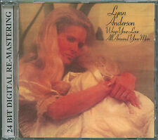 ANDERSON, LYNN - Wrap Your Love All Around Your Man