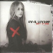 Avril Lavigne - Under My Skin CD FREE USPS SHIPPING