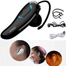 Bluetooth Wireless Headset Headphone Stereo Earphone For iPhone Samsung Handfree