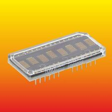 HDSP-2113 HP ALPHANUMERIC 5x7 DOT MATRIX LED DISPLAY 8 CHARSTER 28 PINS