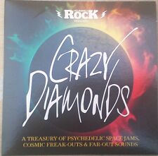 Classic Rock Magazine Crazy Diamonds Psychedelic Cosmic Freak Outs CD (CD)