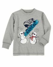 Gymboree SNOW LEGEND radical snow board long sleeve tee size 5 NWT