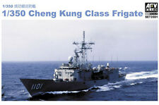 AFV Club 1:350 Taiwan Cheng Kung Class Frigate Limited Release Model Kit SE735S1