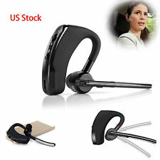 HD Voice Bluetooth Headset Earbuds for Samsung S7 6 5 4 3 J1 J5 J7 HTC LG G2 3 4