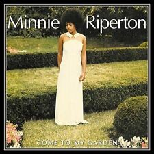 Come to My Garden by Minnie Riperton *New CD*