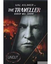 DVD- THE TRAVELLER - UNCUT- VAL KILMER - NEU & OVP
