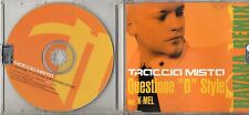 TRACCIA MISTA CD SINGLE  PROMO 2000 HAVANA REMIX Questione D Style K-MEL