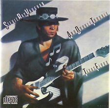 CD - Stevie Ray Vaughan And Double Trouble - Texas Flood - A 617
