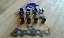 PEUGEOT 306 S16v  Mi16 DIY BIKE CARB /THROTTLE BODIES INLET MANIFOLD KIT 41mm