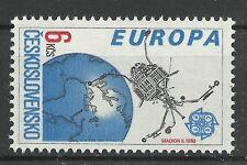 CEPT 1991-Satellit/ CSSR MiNr 3084 **