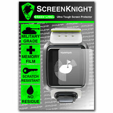 Screenknight Tomtom golfista Frontal Protector De Pantalla Invisible Militar Escudo