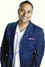 Autographed Russell Peters 8x10 Photo