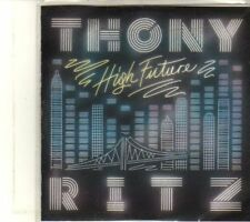 (DT271) Thony Ritz, High Future - DJ CD
