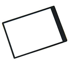 JJC LCP-N1 1 mm hard polycarbonate LCD screen protector For Nikon V1 JV Camera
