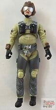"SLIPSTREAM v1 GI JOE 25th Anniversary CONQUEST 2008 3.75"" INCH 2016 Loose Figure"
