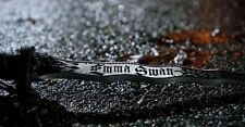 Once Upon A Time Character Dark Swan Dagger Necklace - Brand New