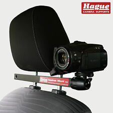 Hague CHM Camera Camcorder Headrest Car Mount suitable for GoPro Cameras
