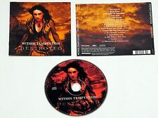 Within Temptation - Destroyed CD Rare Rar