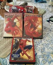 SPIDERMAN LUNCH BOX WITH 48 PC PUZZLE AND 3 MOVIES