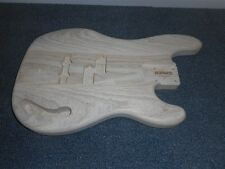 NEW - Fender Replacement P/J Bass Body, Swamp Ash - #PJBAO