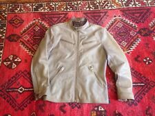 Paul smith leather jacket size small